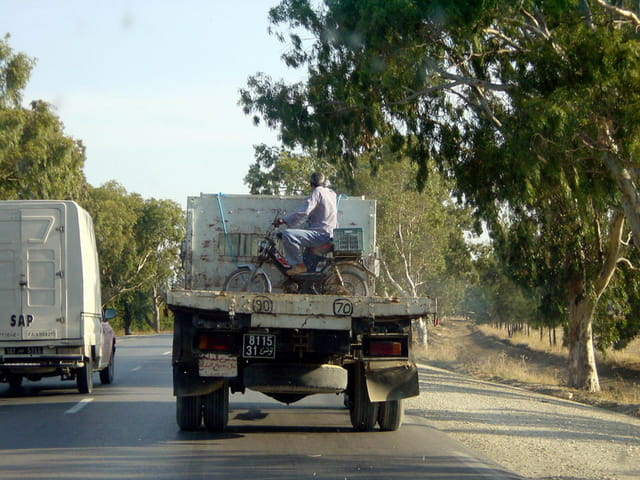 Transport spécial