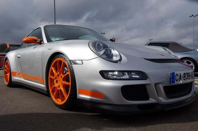 Très belle Porsche GT3 RS