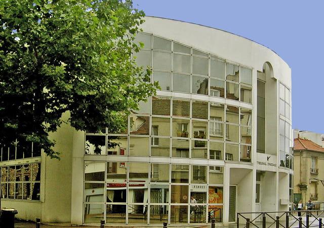 Tribunal d 39 instance par jean claude allin sur l 39 internaute for Tribunal d instance salon de provence