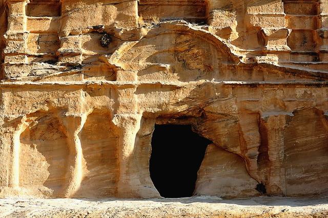 Triclinium Bab al-Siq
