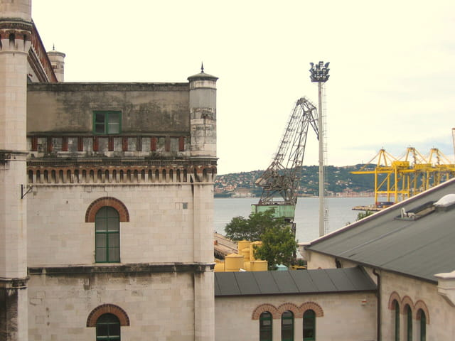 Trieste en Italie