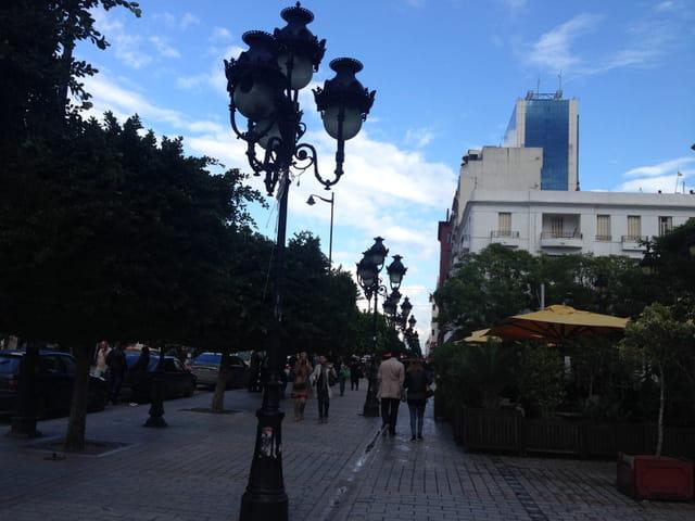 Tunis Sidi Boussaid