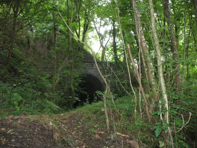 Tunnel oublié