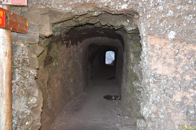 Tunnel Pico do Arieiro