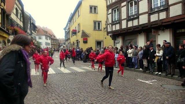 Twirling d'Obernai