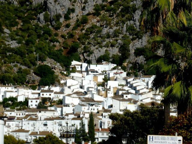 Ubrique , village blanc d'Andalousie