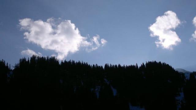 Un amour de nuage
