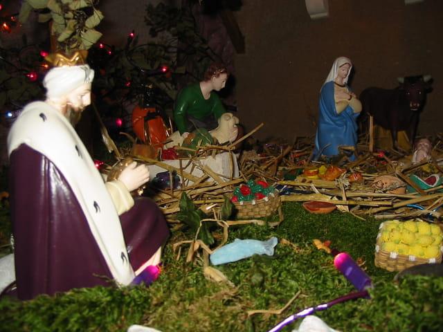 Un autre angle Nativité