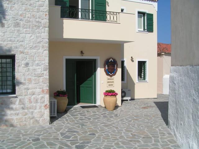 Un beau petit village grec
