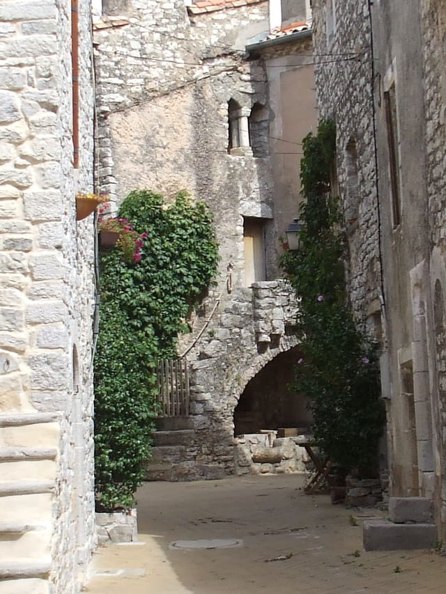 Un beau village de France