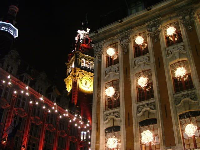 Un beffroi à Lille