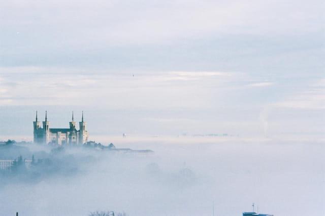 Un château dans les nuages