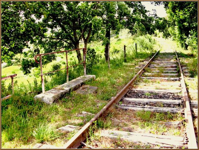 Un chemin.... de fer