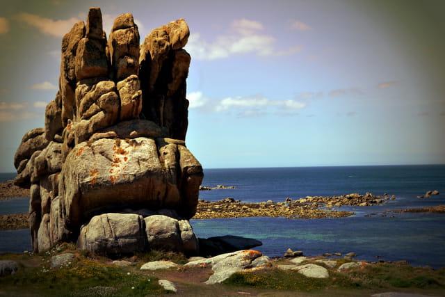 Un colosse de granit