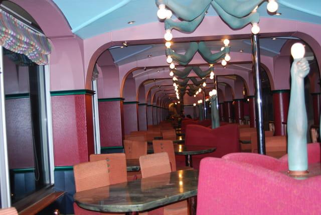 un des restaurants du Costa Magica