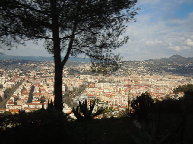 Un matin.... à Nice