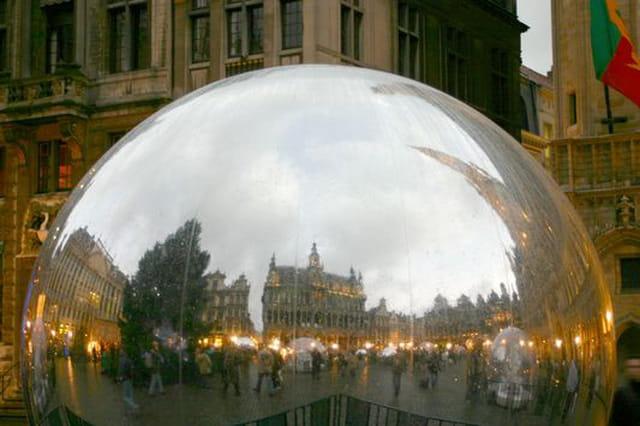 Un pays de bulles