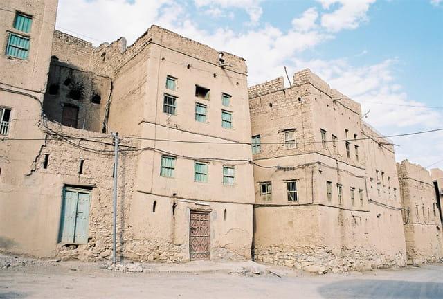 Un petit air de Yémen.