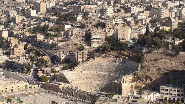Un petit tour à Amman