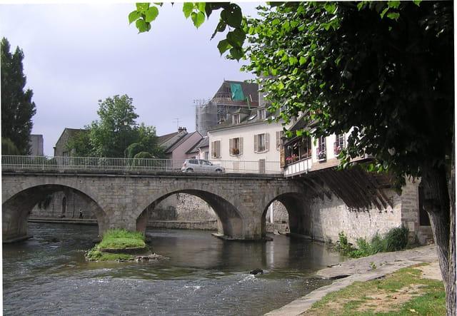 Un pont cher à Sisley