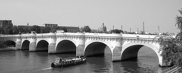 Un pont de paris