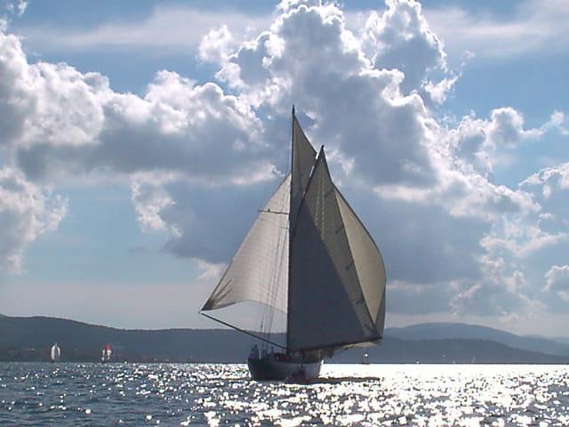 Un sacré voilier
