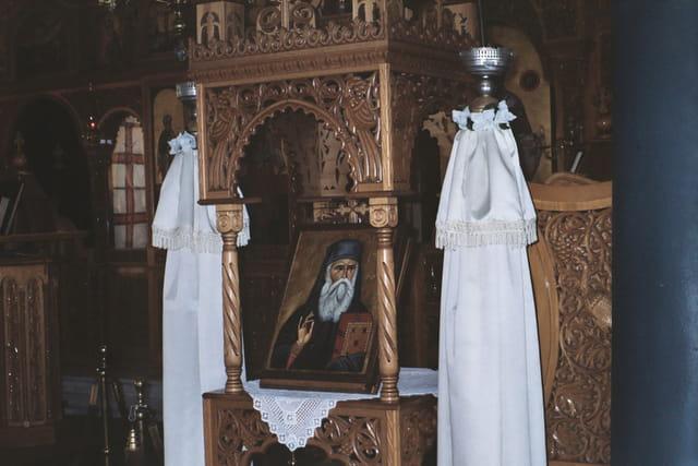 Un saint orthodoxe