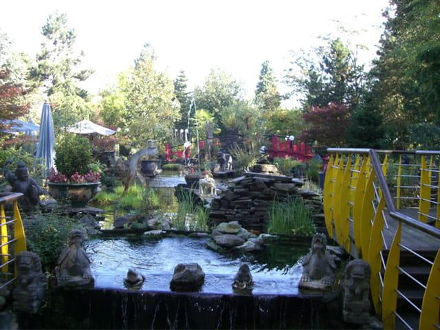 Un jardin chinois