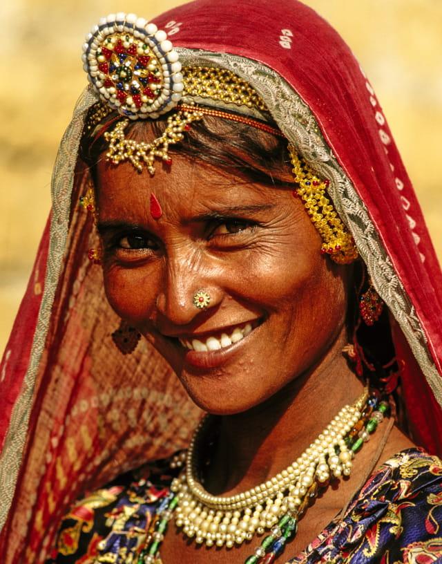 Un sourire de jaisalmer