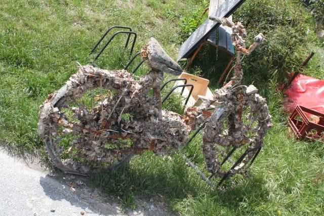Un vélo