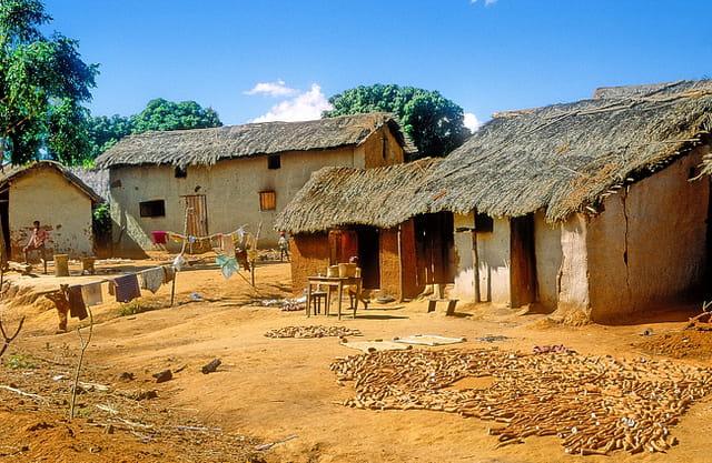 Un village des Hauts Plateaux