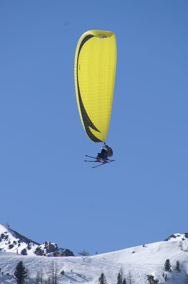 Une autre façon de skier