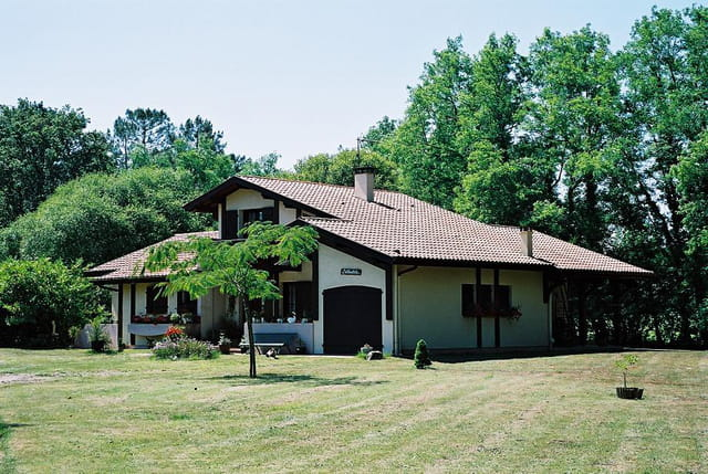 Une belle maison landaise