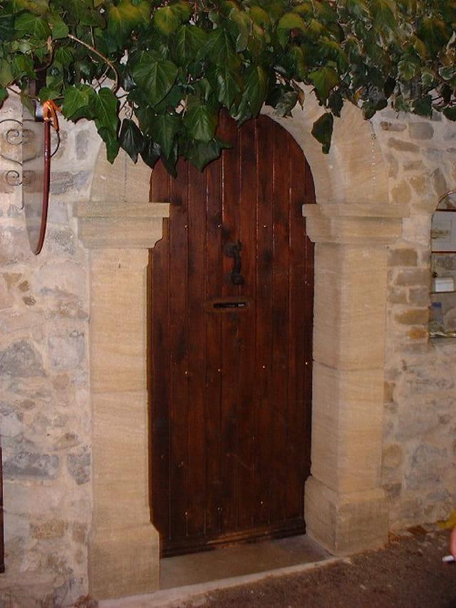 Une bien belle porte