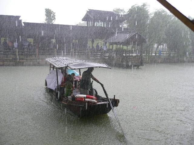 Une bonne pluie...