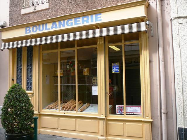 Une boulangerie à l'ancienne