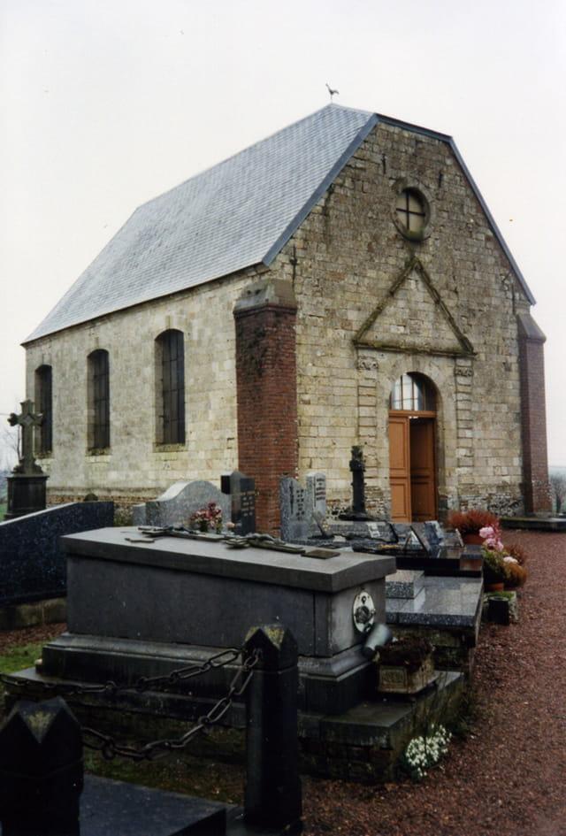 Une chapelle