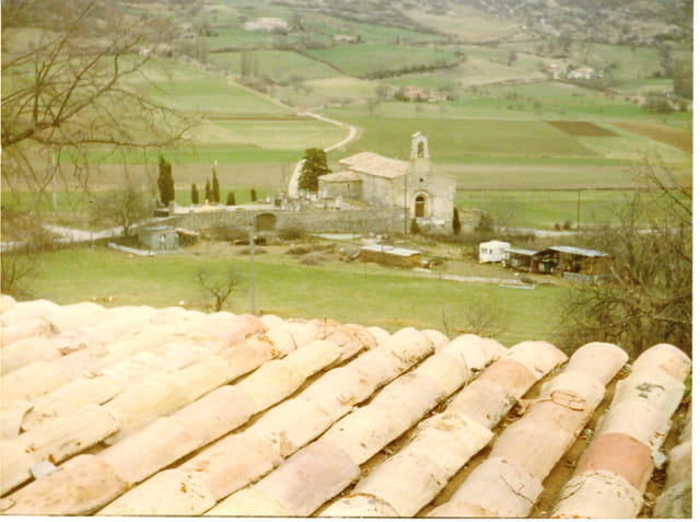 Une chapelle bucolique