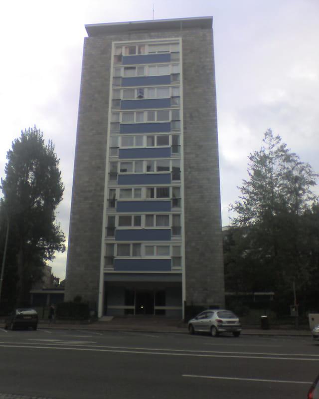 Une des cinq tours du centre ville