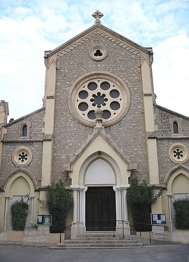 Une église du cannet