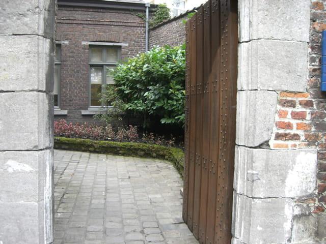 Une entrée