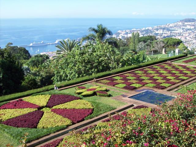 une escale à Funchal...