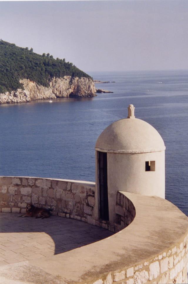 Une ile grecque en Croatie