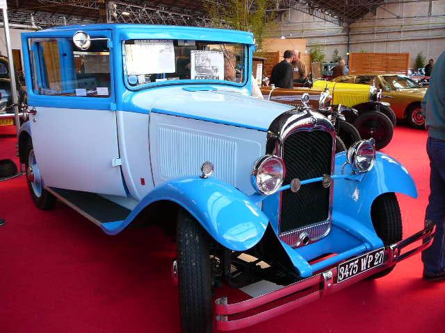 Une jolie Citroën