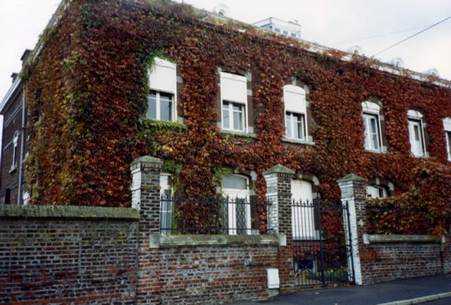 Une Maison Du Nord Par Mich Le De Puyraimond Sur L 39 Internaute