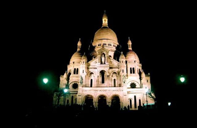 Une nuit à Montmartre