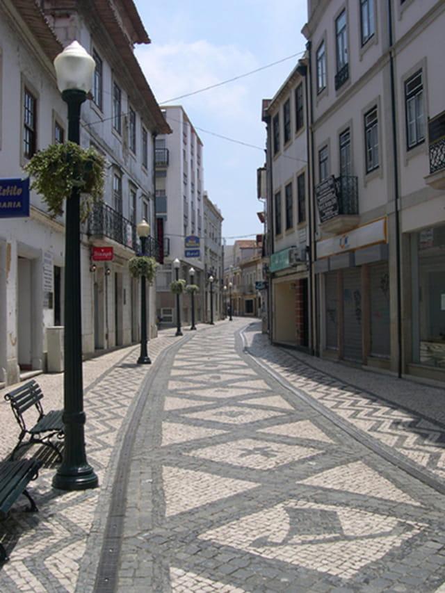 Une rue bien calme