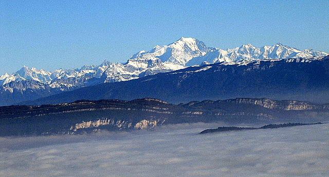 Une si belle montagne