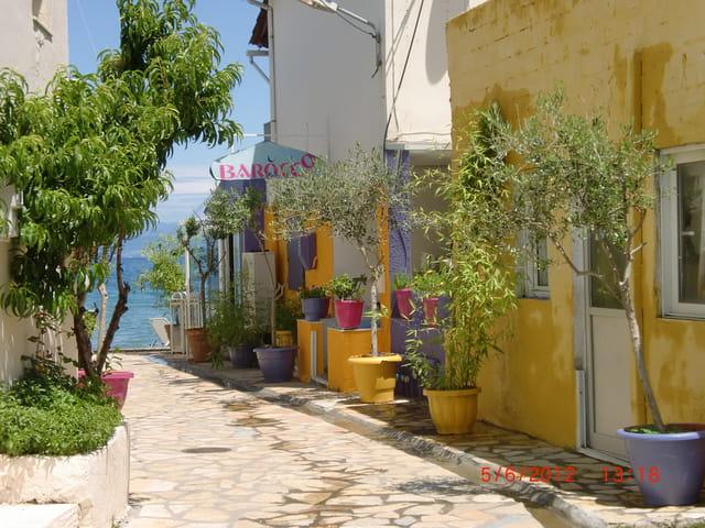 Vacances à Corfou