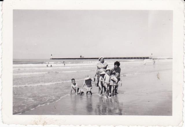 Vacances autrefois